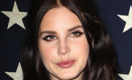 Lana Del Rey Wishes She Was Dead, Glamorizes Drug Addiction in Bizarre Interview