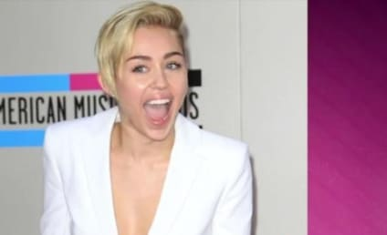 Miley Cyrus to Be Named Time Person of the Year?!?