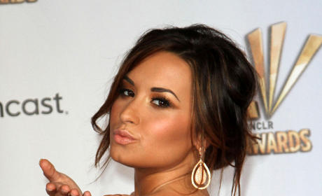 A Kiss from Demi Lovato