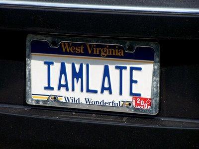 I'm Late! I'm Late!