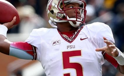 """Jameis Winston Releases Statement, Labels Shoplifting a """"Terrible Mistake"""""""