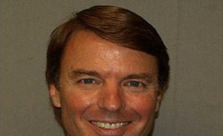 John Edwards Mug Shot: Always a Politician ...
