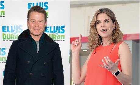 Billy Bush Wants Natalie Morales' Dressing Room