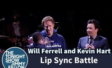 Will Ferrell Battles Kevin Hart: Who Won?