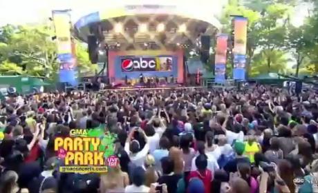 Backstreet Boys Reunite on Good Morning America, Still Want it That Way