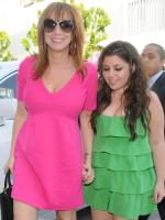 Jill Zarin and Daughter