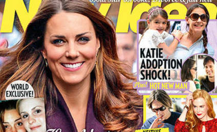 Kate Middleton Pregnant, Jessica Hay Says!