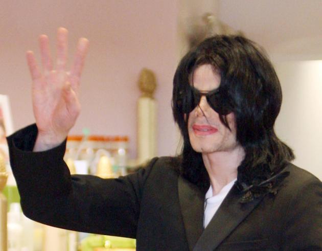 MJ in Fear