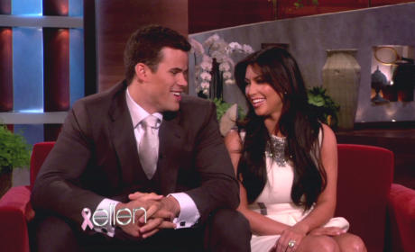 Kris Humphries to Kim Kardashian: Kut the Kameras!