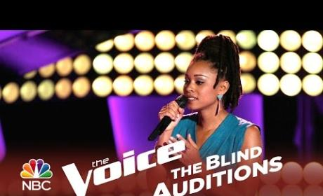 Kelli Douglas - Danny's Song (The Voice Audition)