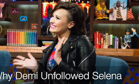 Demi Lovato Speaks on Selena Gomez