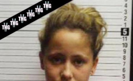 Jenelle Evans Mug Shot Reloaded