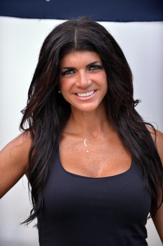 Teresa Giudice Smiles