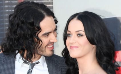"Russell Brand & Katy Perry in ""Massive"" Fight, Source Says"