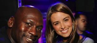 Michael Jordan, Yvette Pietro Welcome Twin Girls!