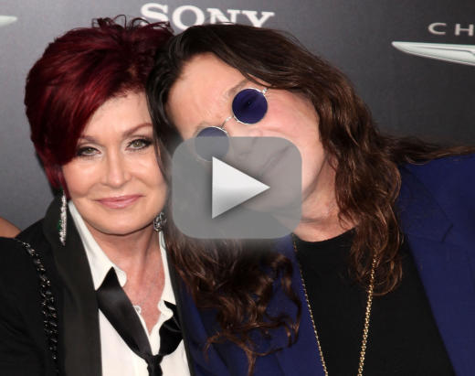Sharon and ozzy osbourne back together says daughter kelly