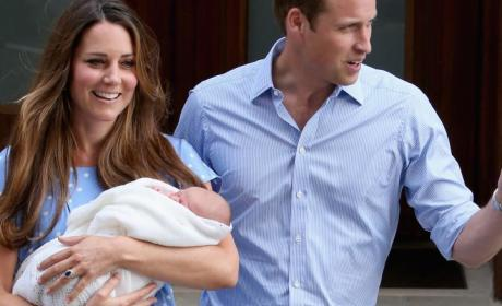 Prince George Christening Announced