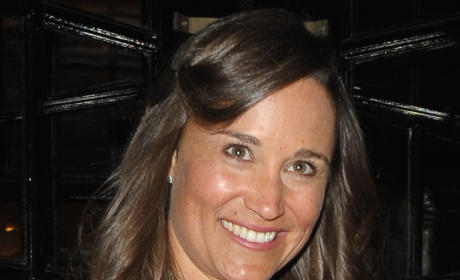 Pippa Middleton Smile