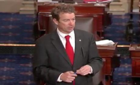 Rand Paul Filibuster: Senator Speaks For 13 HOURS Against Drone Strikes, Delays Vote
