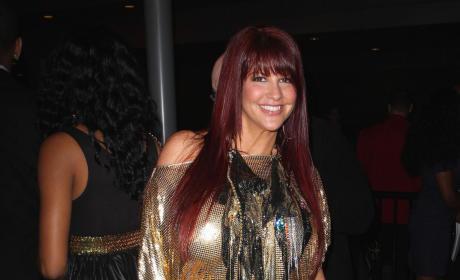 Perla Hudson, Slash's Wife, Accused of Kicking Female Slash Admirer