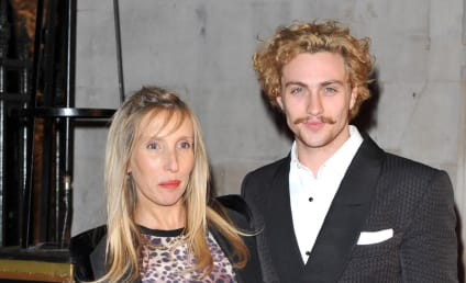 Aaron Johnson and Sam Taylor-Wood: Married!