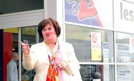 Should Susan Boyle Guest Star on Glee?