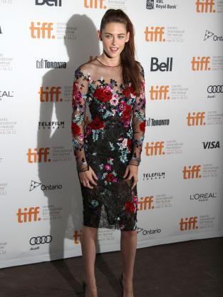 Kristen Stewart in Toronto