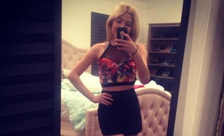 Jennette Selfie