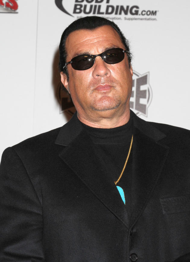 Steven Seagal Picture