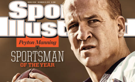 Peyton Manning Named 2013 Sports Illustrated Sportsman of the Year