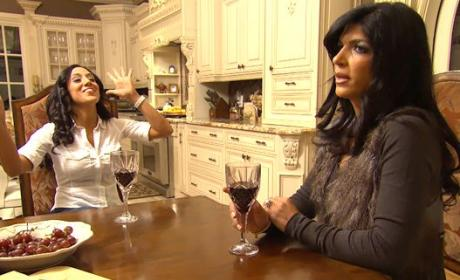 "The Real Housewives of New Jersey Recap: ""Auld Lang Syne For an Eye"""