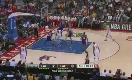 Blake Griffin Dunks on Pau Gasol, Nearly Crashes Twitter