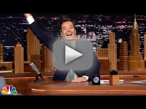 David letterman early early retirement brings jimmy fallon to tears
