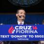Ted Cruz Ends Presidential Campaign, Elbows Wife in the Face
