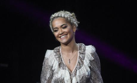 "Rita Ora Breaks Silence on ""Lemonade"" Lyrics"