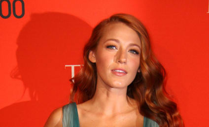 Whoa: Blake Lively With Red Hair?!