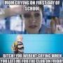 Jeremy Calvert Posts Parenting Meme