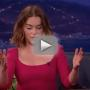 Emilia Clarke: We Must FREE THE PENIS on Game of Thrones!