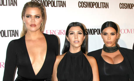 Kim Kardashian and Khloe Kardashian: Irate at Scott Disick!