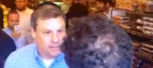 Anthony Weiner Explodes at Jewish Voter