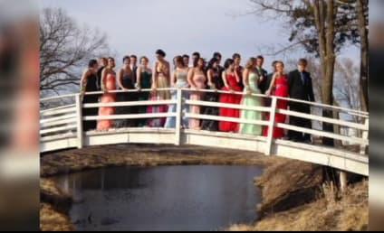 Nebraska Students Pose for Prom Photo, Collapse Bridge