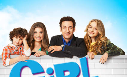 Girl Meets World Poster: Here She Comes!