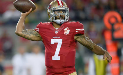 Colin Kaepernick Sits During National Anthem, Defends Decision Like THIS