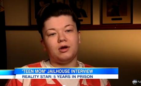 Jailed Amber Portwood