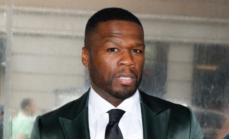 50 Cent to Vivica A. Fox: I'm NOT GAY with Soulja Boy!!