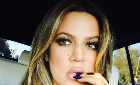 A Khloe Kardashian Selfie