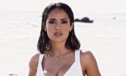 Salma Hayek Posts Throwback Bikini Photo: I'm MUCH Happier Now!