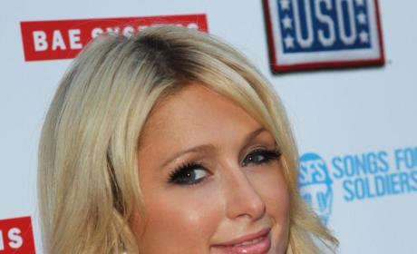 Shocker! Paris Hilton Album Not Selling Well