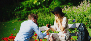 Prince Harry and Cressida Bonas Engagement Photos: Real or Fake?