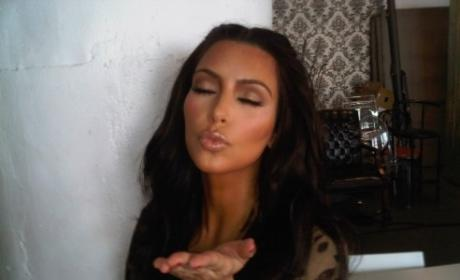 Kim Kardashian Blog Picture